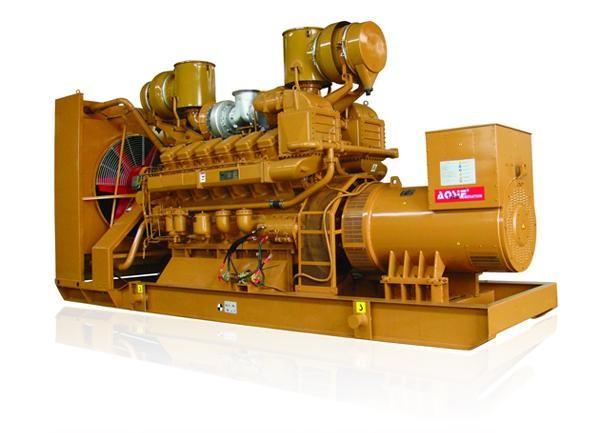 金华济柴190kw系列柴油发电机组
