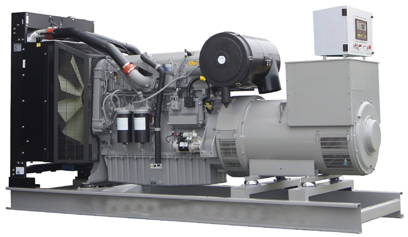 金华帕金斯系列柴油发电机组