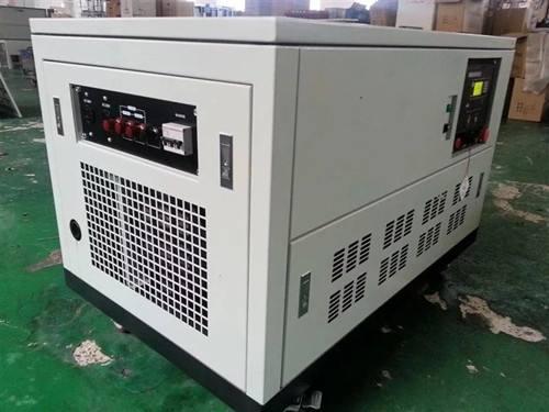 金华浦江县30千瓦静音发电机