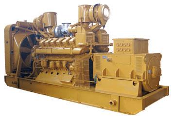 金华应急发电机-700KW-2500KW济柴柴油发电机组