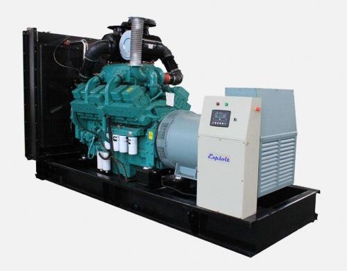 康明斯600kw发电机