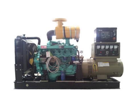 金华金东县宗申动力200kw大型柴油发电机组