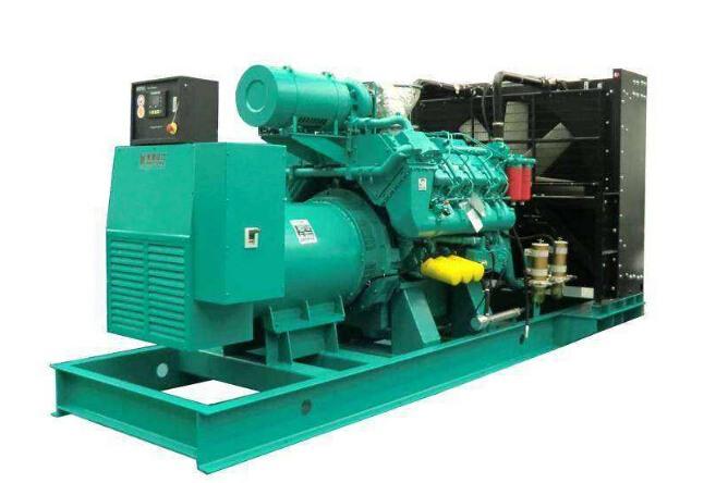 金华二手科克300kw大型柴油发电机组