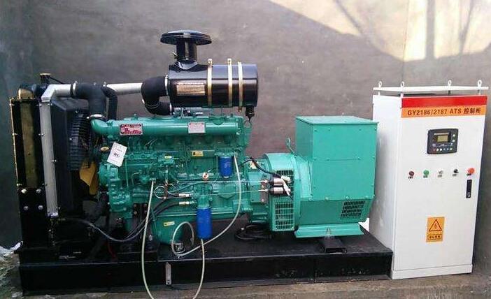 金华二手开普150kw大型柴油发电机组