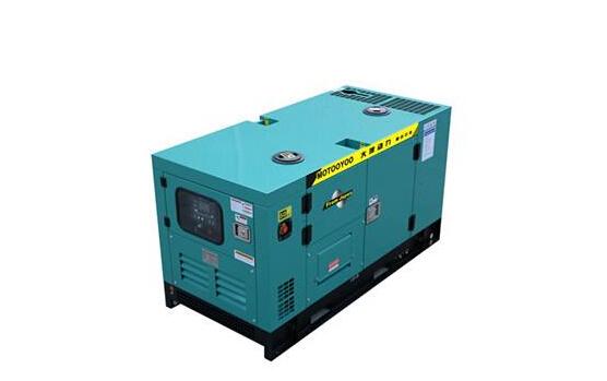 金华二手科克50kw小型柴油发电机组