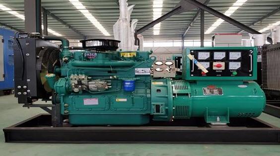 金华东阳本田250kw大型柴油发电机组