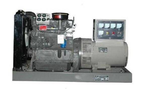 金华兰溪二手潍柴200kw大型柴油发电机组