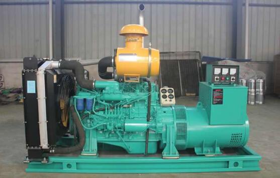 金华兰溪二手潍柴250kw大型柴油发电机组
