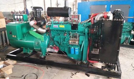 金华兰溪二手潍柴500kw大型柴油发电机组